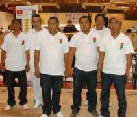 Equipe Malgache vice-championne du monde 2010