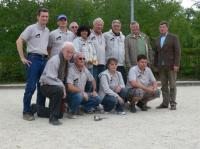 La si sympatique délégation Pétanque de Röthenbach